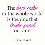 カラーセラピストがアドバイスする自分に似合う色とは?