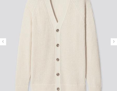 セーターのサイズを小さく(S → XS)する方法
