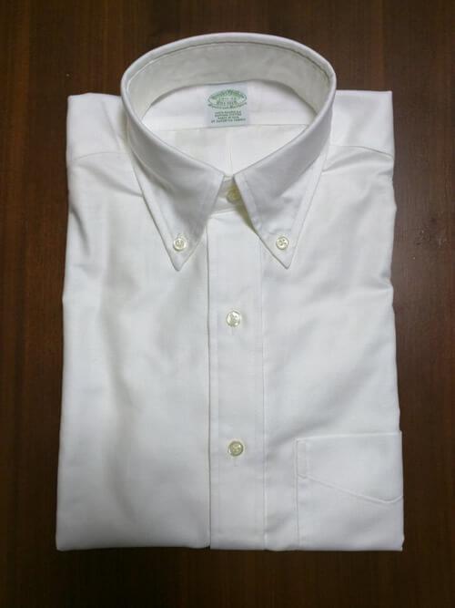 ブルックスブラザーズのボタンダウンシャツ( Brooks Brothers button-down shirt)_2